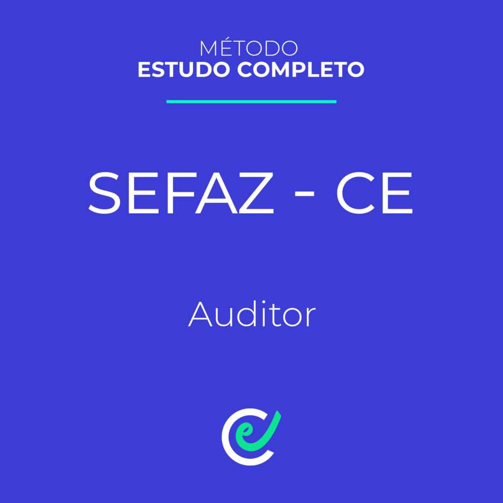 Método Estudo Completo Sefaz-CE